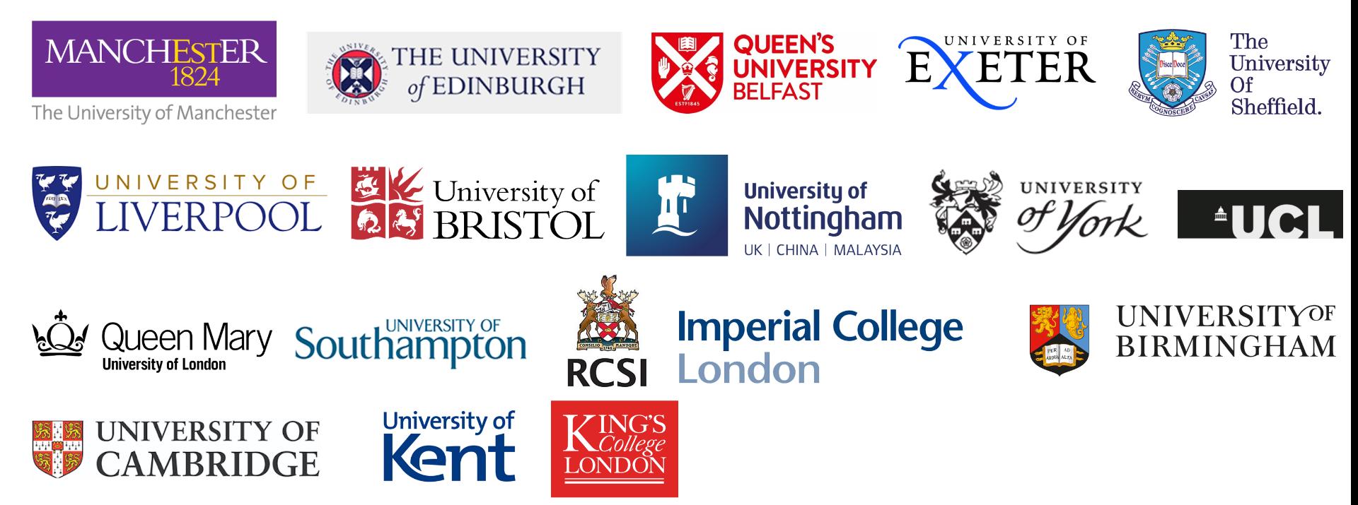 Event Partners - University Hospitals Birmingham NHS Foundation Trust & University of Birmingham